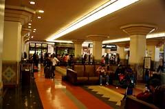 Union Station, Los Angeles (chrisinphilly5448) Tags: california ca station train la losangeles publictransit metro rail amtrak transit artdeco southerncalifornia unionstation deco subwayterminal