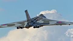 Avro Vulcan B2 - 4 (NickJ 1972) Tags: charity aviation airshow b2 vulcan 2012 avro xh558 littlegransden gvlcn