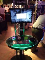festival scanner science cheltenham gchq biometry cheltenhamsciencefestival2013