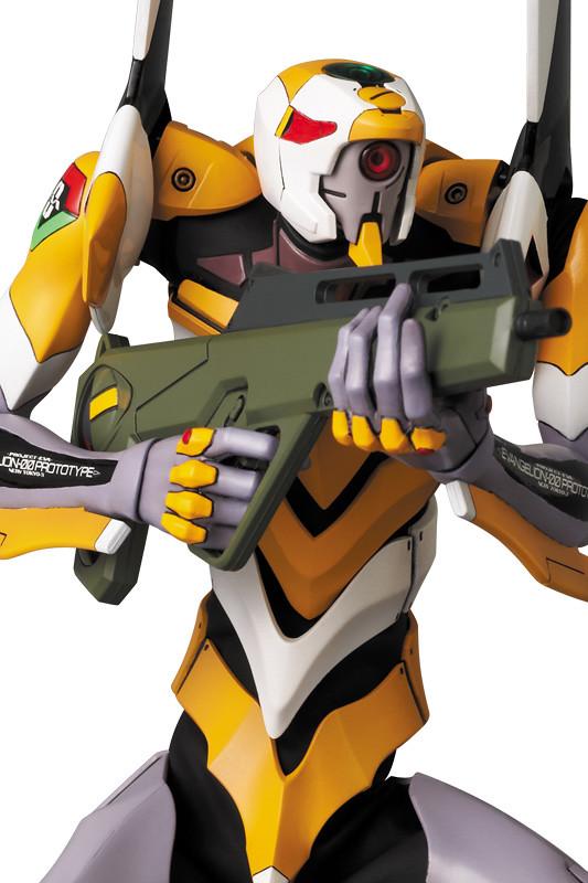 WF 2013 限定 RAH NEO 福音戰士 零号機(改)