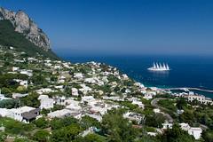 Capri - Marina Grande (LuKe S!lver) Tags: landscape capri mare costiera amalfitana