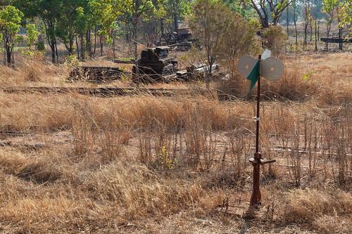 Abandoned Railway Land
