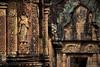 Art of Banteay Srey (Tonnaja Anan Charoenkal) Tags: world old sculpture art heritage cambodia khmer thom angkor wat apsara banteaysrey riun