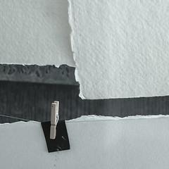 Clip holding a paper sheet (martin.sth) Tags: paper holding sheets clip fujifilm fujinon 18mm xpro1 fujifilmxpro1 18mmf20