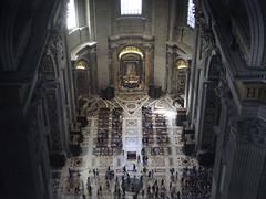 Rome - St. Peter's Basilica (_Wilhelmine) Tags: italien rome rom reisefreiheit reisenbildet