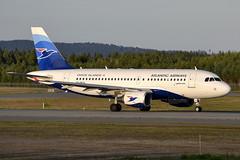 Atlantic Airways OY-RCH, OSL Gardermoen (Inger Bjørndal Foss) Tags: norway airplane osl gardermoen atlanticairways oyrch