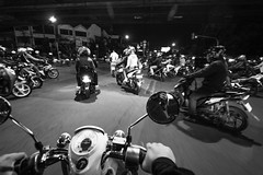 Mampang Junction (alchroniclez) Tags: street bike indonesia jakarta biker 1022mm buncit gatsu scoopy kalibata fromthebike mampang bangder