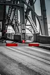 Duluth Aerial Lift Bridge.  Canal Park, Duluth, Minnesota. (tmac2272) Tags: minnesota us unitedstatesofamerica terry bmw motorcycle duluth motorrad canalpark r1200gs aerialliftbridge macvey tmac2272 httpwwwmacveycom