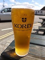 St. Austell, Korev, England (ralph&dot) Tags: пиво bier beer pivo cerveja cerveza öl bière biera bira bir alus birra biiru sör drink drinks alcohol beerflickr beerflickrs beerflickring beerflickred