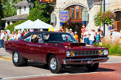 1968 Plymouth Road Runner at Auto Fest (hz536n/George Thomas) Tags: summer canon lab michigan plymouth september orphan canon5d 1968 mopar upnorth hdr carshow roadrunner frankenmuth smörgåsbord autofest labcolor ef1740mmf4lusm 2013 cs5 photomatix40