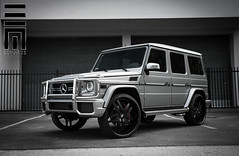 Exclusive Motoring Mercedes G63 AMG (Exclusive Motoring) Tags: photography mercedes miami exotic neice worldwide raymond custom luxury exclusive motoring forgiato