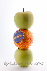 267:365:2013 - It's not Terry's... It's mine! (phil wood photo) Tags: orange apple fruit chocolate september apples terrys 365 day267 productphotography project365 5aday 2013 singlestrobe singleflash colourchallenge 24092013 3652013