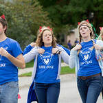 """<b>Homecoming Parade 2013</b><br/> The 2013 Homecoming Parade took place on Saturday, October 5. Photograph by Jaimie Rasmussen<a href=""""http://farm8.static.flickr.com/7404/10127792794_540e19bee1_o.jpg"""" title=""""High res"""">∝</a>"""
