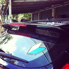 #ford #focus #spoiler #hatchback by #arkira_auto #สปอยเลอร์ #ฟอร์ด #โฟกัส #สนใจติดต่อ #contact #0922235300 #0854146459 #0895536545 #www.arkira-auto.com