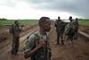 2013_11_10_Afgoye_Road_Works_A.jpg (AMISOM Public Information) Tags: africa road farmers soldiers ist roadwork somalia sna africanunion afgooye afgoye amisom roadgrading tobinjones