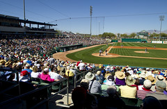 Pima County - Kino Sports Complex Spring Training Baseball (PimaCounty) Tags: usa tucson az