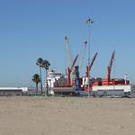 Point Hueneme Lighthouse & Scenes from Port Hueneme, Califoria - Friday November 1, 2013 thumbnail