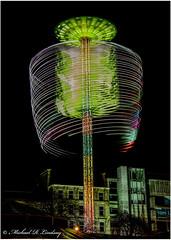 Edinburgh Star Flyer (mike331278) Tags: festive fun lights edinburgh nightime shows starflyer mike331278