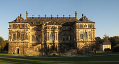 Dresden (Habub3) Tags: park travel holiday building castle architecture canon germany garden dresden reisen europa europe stitch urlaub powershot architektur palais garten vacanze g12 deutschand groser 2013 habub3 vision:outdoor=099 vision:sky=0796 vision:clouds=0652