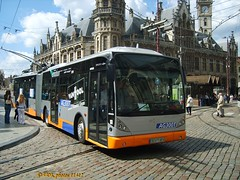 2101-11412§0 (VDKphotos) Tags: belgium gent trolleybus vanhool kiepe vlaanderen vossloh amtgenova vhnewag300