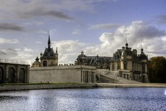 France - Chantilly - V3 (saigneurdeguerre) Tags: sculpture france statue canon eos europa europe frança ponte frankrijk statua chantilly picardie aponte oise 1000d antonioponte ponteantonio