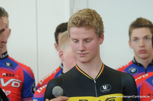 Ploegvoorstelling Davo Cycling Team (152)