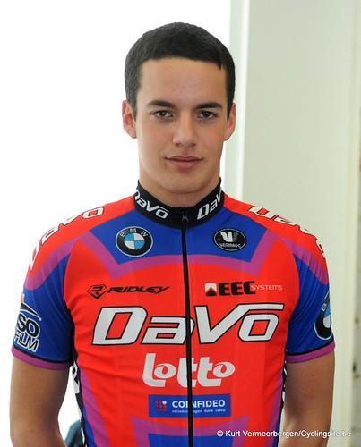 Ploegvoorstelling Davo Cycling Team (11)