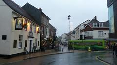 St James' Street (bobsmithgl100) Tags: 2 bus pointer newport isleofwight dennis dart slf stjamesstreet plaxton southernvectis
