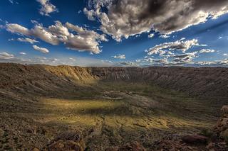 The Barringer Meteorite Crater