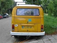 1978 VOLKSWAGEN T2 Type 231011, campervan (ClassicsOnTheStreet) Tags: bus vw volkswagen 70s 1978 van 1970s camper mobilehome motorhome combi transporter campervan t2 kampeerwagen reisemobil 231011 tl45np