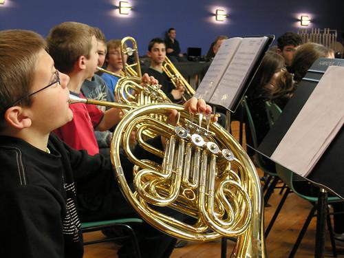 Ecole de musique - Orchestre à vent