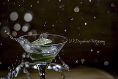 Lime Splash (R.Diepenheim Photography) Tags: glass drink martini cocktail alcohol lime splash liquid
