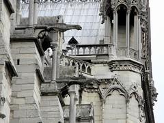 Notre-Dame de Paris (Belfastsocrates) Tags: paris france cathedral notredame spire gargoyles notredamedeparis iledelacite frenchgothic ledelacit flche 4tharrondissementofparis arrondissementdelhteldeville