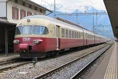 TEE – Trans Europ Express RAe 1053