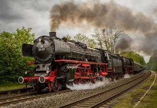 Eifelbahn Dampf 2014
