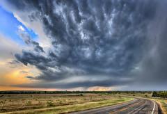 (ir guy) Tags: blue storm rain weather hail texas wind tx may 7 jeremy plains tornado holmes chasing severe 2014 meso supercell burkburnett wwwirvisionscom