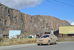 El Chalten, Argentina (jeremaixs) Tags: park parque patagonia argentina car los el dirty national nacional chalten glaciares