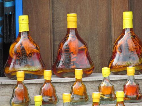 Alcool de serpent, Vietnam