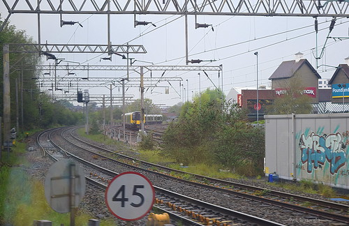 Coventry North Yard (viewed from Coventry North Junction)