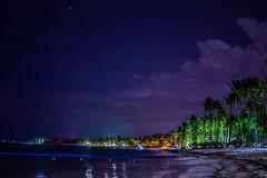 Caribbean Night -1027 (RG Rutkay) Tags: ocean seascape beach night clouds stars landscape shore tropical caribbean puntacana dominicarepublic blaunaturaresort