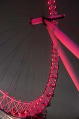 DSC00526 (Peter Connell) Tags: uk red london night londoneye striking
