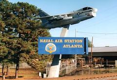 Atlanta Corsair II (Gerry Rudman) Tags: atlanta georgia martin corsair marietta lockheed a7 afb dobbins lingtemcovought