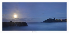 Scotts Head nsw 2447 (marcel.rodrigue) Tags: moon seascape water landscape photography australia fullmoon newsouthwales scottshead midnorthcoast nambuccavalley jkamidnorthcoast marcelrodrigue