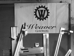 Happy Monday, lots of stuff in the queue for this summer...stay tuned!  #weavercycleworks #custombicycles