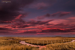 Nubes, campo, Patagonia ... (Marcelo Las Heras) Tags: sunset patagonia naturaleza nature colors rio clouds canon tierradelfuego atardecer landscapes countryside paisaje colores filter nubes campo riogrande 6d