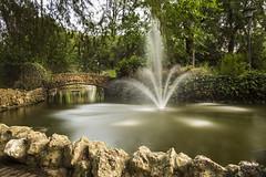 Parque de Maria Luisa, Sevilla (Ruben Falcon) Tags: sevilla agua fuente larga exposicion long exposure