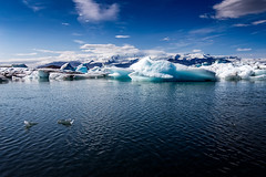 Iceland (Pawelus) Tags: travel ice water iceland iceberg lapinski