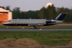 West Air Sweden SE-RIF, OSL ENGM Gardermoen (Inger Bjrndal Foss) Tags: serif westairsweden canadair regional jet osl engm norway gardermoen