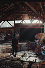 _Land Of Dust_ (Corentin Schieb) Tags: windows light wild youth composition photography graffiti friend place friendship decay young free indie land dust cinematic abandonned urbex corentin schieb keepexploring livefolk liveauthentic