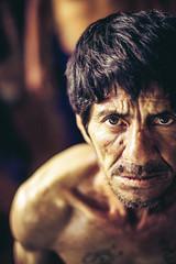La 4a Compaia (Luis Montemayor) Tags: man face movie retrato jail pelicula behindthescenes prision hombre rostro carcel detrasdecamaras la4acompaia